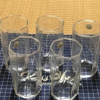 グラス5個セット