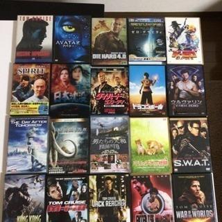 【美品】邦画 洋画 DVD ブルーレイ まとめ売り20枚!+2枚は...