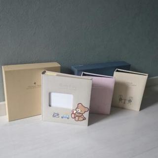BOX付きアルバム セット(^O^)