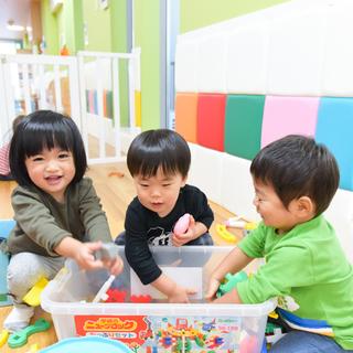 【サンライズキッズ名古屋港園】小規模保育園正社員大募集!!