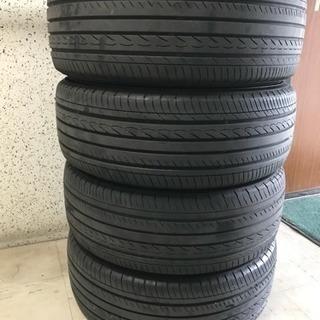 中古 ヨコハマタイヤ アドバン d B 16インチ