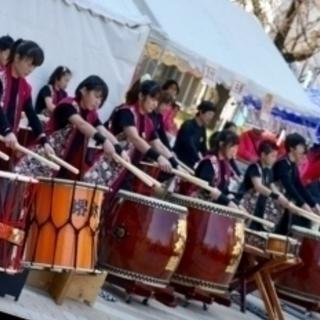 和太鼓メンバー募集中 3歳~元気な大人メンバーが活躍中!プロ和太鼓...