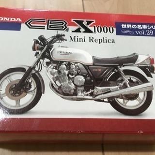 未使用 バイク 模型
