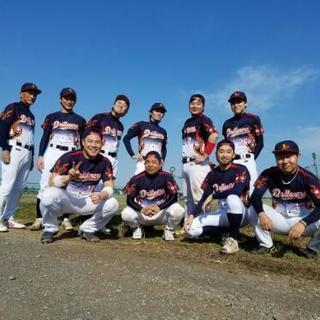 草野球 横浜ドリルスナーズ 横浜市内で日曜活動