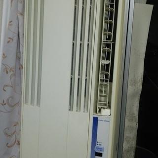 コロナ窓用エアコン2006年製