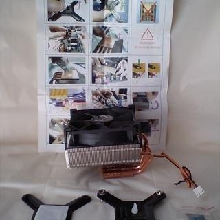 LGA775用CPUクーラー