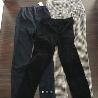 マタニティ パンツ  ズボン