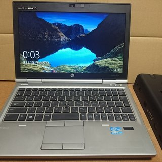3世代目i7 HP Elitebook 2570p i7 352...