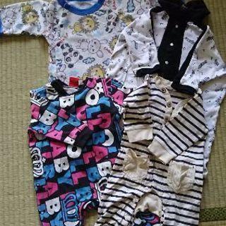 男の子赤ちゃん 洋服10枚セット