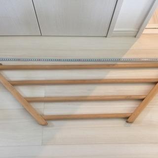 木製コーナーラック
