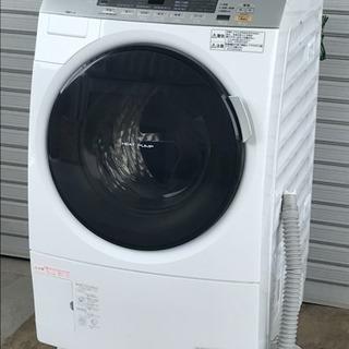 格安で!Panasonic ドラム洗濯機 9kg 乾燥6kg 2...