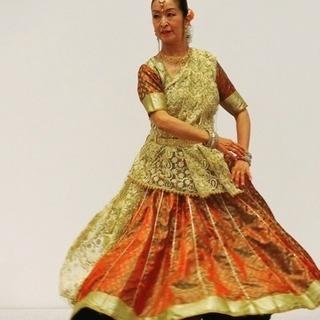 インド舞踊教室 体験クラス