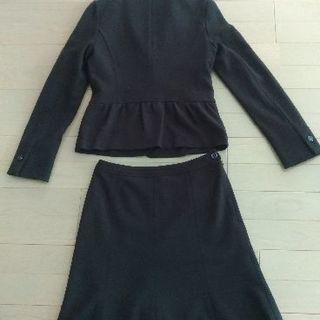 ZAZIEスーツ 黒