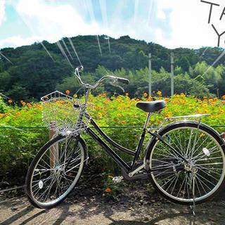 ★自転車のパンク修理¥1,200~(税込・出張費込)★ご自宅や出...