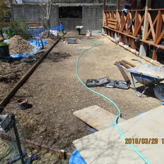 福岡、三和土、タブー取り付け、フェンス取り付け、格安