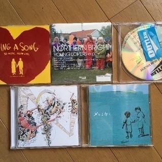 インディーズ系CD 5枚セット