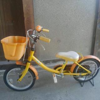 自転車 エコキッズ 14インチ ブリジストン