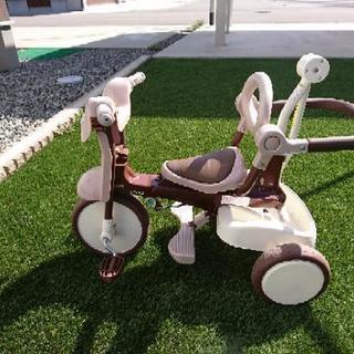 三輪車 折り畳み式 オシャレ