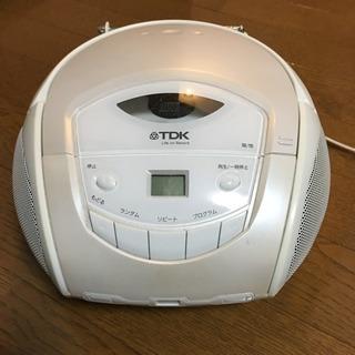 CDプレーヤー 値下げ、特に異常なく作動しています。