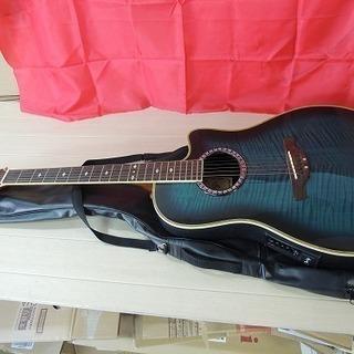 Barclay エレアコギター SA-380 美品