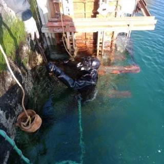 海洋土木工事!潜水士及び潜水士見習い募集、未経験者歓迎