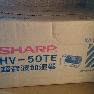 シャープ 超音波加湿器
