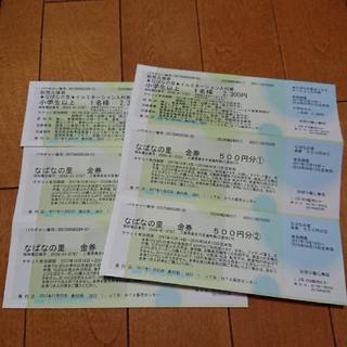 【本日16時まで!!】なばなの里ペア入場券+園内で使える金券2000円