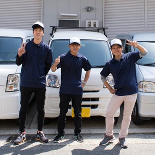 【宅配】軽四宅配ドライバー急募【委託】