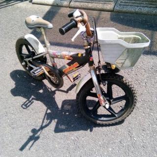 取引中 無料!子ども用自転車