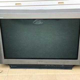 SONY 大型テレビをあげます。