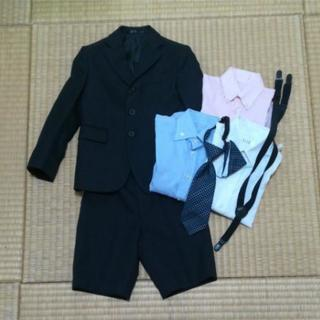 男児スーツ120センチ