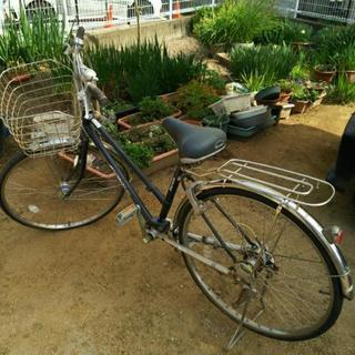 【ジャンク】自転車