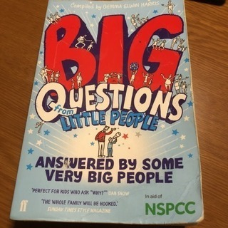 イギリス 本 BIG QUESTIONS FROM LITTLE...