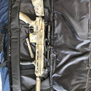 東京マルイ次世代HK416D FIRST  カスタム