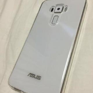 zenfone3 ほぼ未使用 美品 ホワイト*スマートウォッチm...