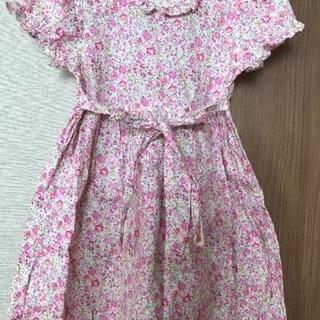 【お譲り先決定】春夏*女の子服かわいめセット 100〜120 - 子供用品