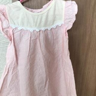 【お譲り先決定】春夏*女の子服かわいめセット 100〜120 - 名古屋市