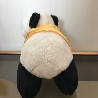 香港の空港で買ったパンダのぬいぐるみ - おもちゃ