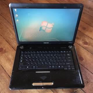 東芝 TX66/GBL 15インチ Windows7 インストール済