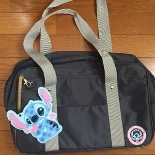 スティッチのスクールバッグ