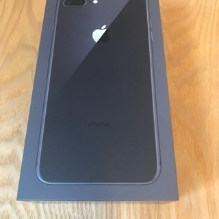 iPhone8 Plus Space Gray 64 GB SI...