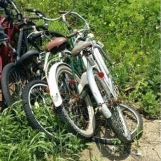 ⭐︎不要自転車 買取致します。 - 不用品処分