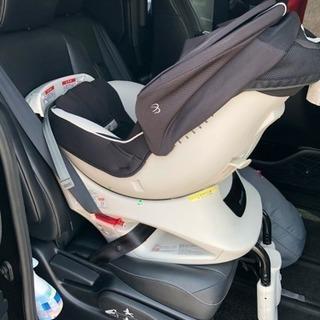360度回転式 エールベベ 新生児〜チャイルドシート - 子供用品