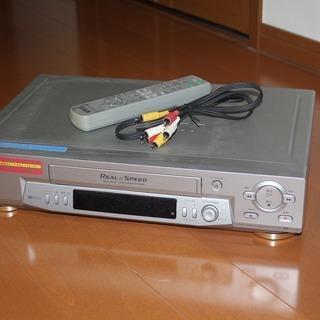 SONY VHS ビデオデッキ SLV-R155
