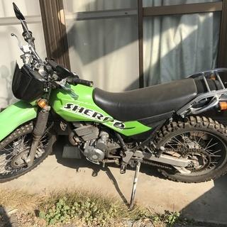カワサキ スーパシェルパ 250