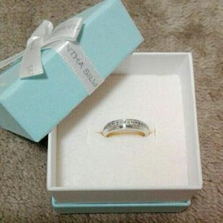 サマンサティアラ シルバー指輪