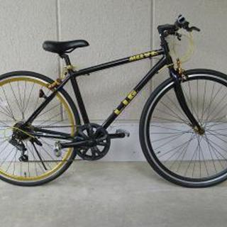〔中古〕クロスバイク(700-28c・7段変速)