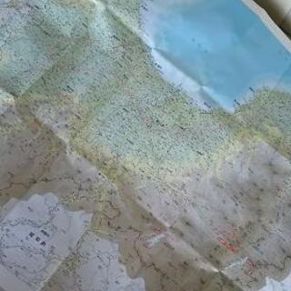 住宅地図、山の地図 - 売ります・あげます