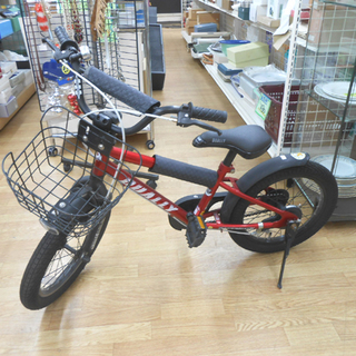 札幌市 子供用自転車 DUALLY/デューリー 16インチ 清田区