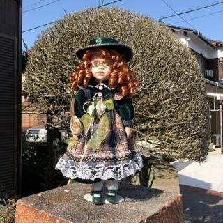 娘が海外で買った人形